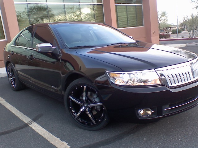 Another BXK109 2007 Lincoln MKZ post... - 13633025