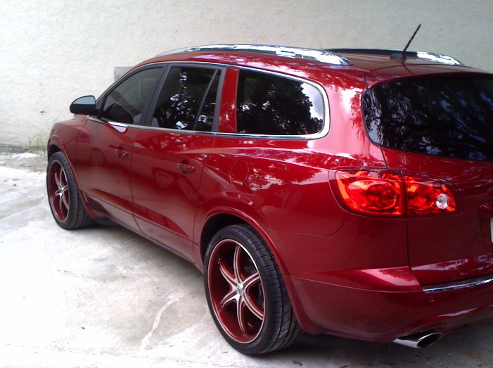 Thaotherz 2009 Buick Enclave Specs Photos Modification Info At