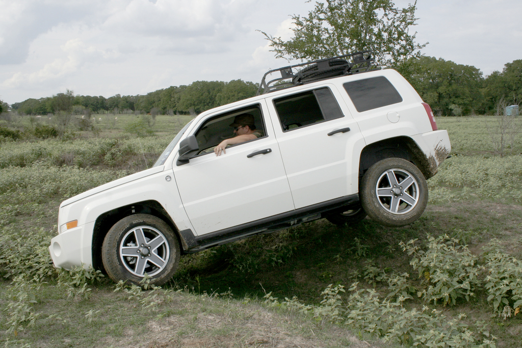 Trey21burch 2008 Jeep Patriot Specs Photos Modification Info At