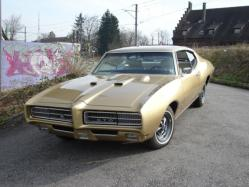 silvercid1s 1969 Pontiac GTO