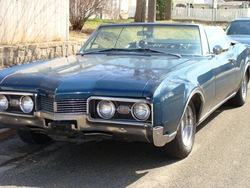 The_OneMali01 1967 Oldsmobile Delta 88