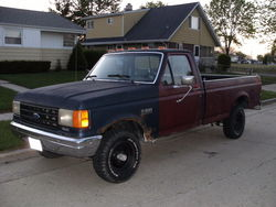 1987f150 1987 Ford F150 Regular Cab