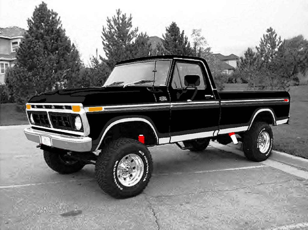brettjudkins 1977 ford f150 regular cab specs photos. Black Bedroom Furniture Sets. Home Design Ideas