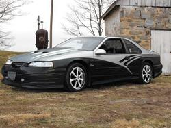 SuperThunders 1995 Ford Thunderbird