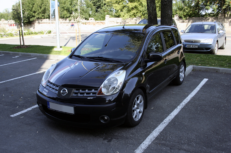 maasik 2006 nissan note specs photos modification info at cardomain. Black Bedroom Furniture Sets. Home Design Ideas