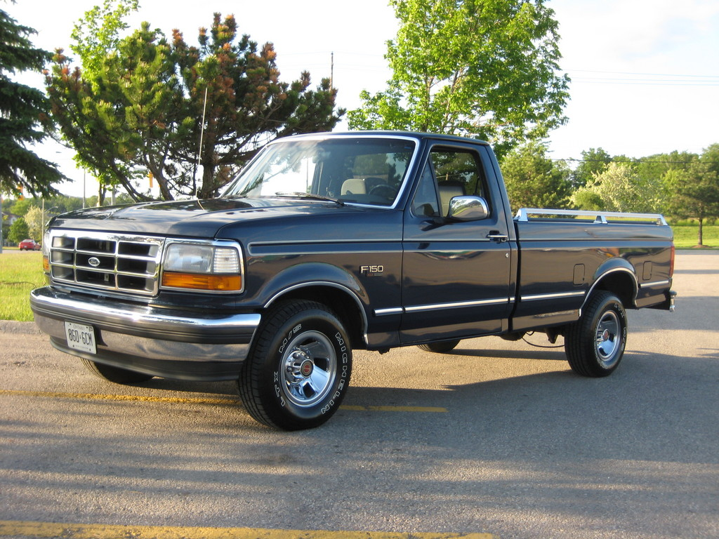 Kuchma 1993 ford f150 regular cab 33697860001 large
