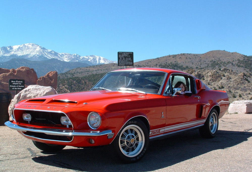 Fishf1 1968 Shelby Gt500 Specs Photos Modification Info