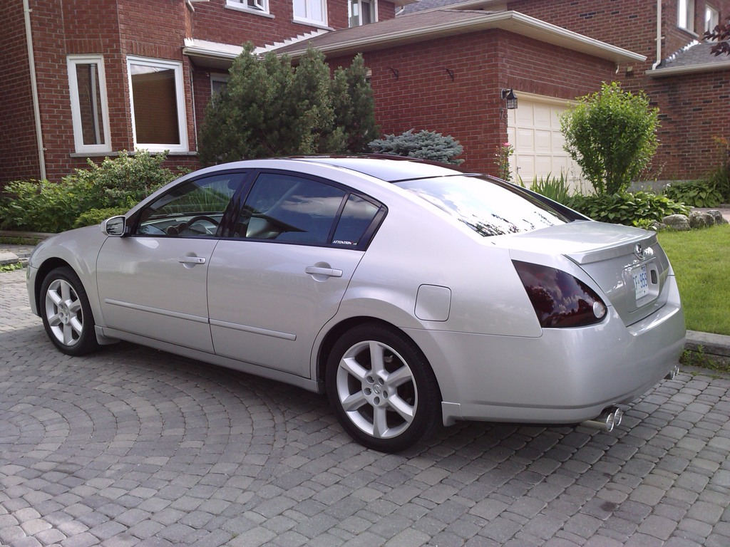 Another silver-black04 2004 Nissan Maxima post... - 13637954
