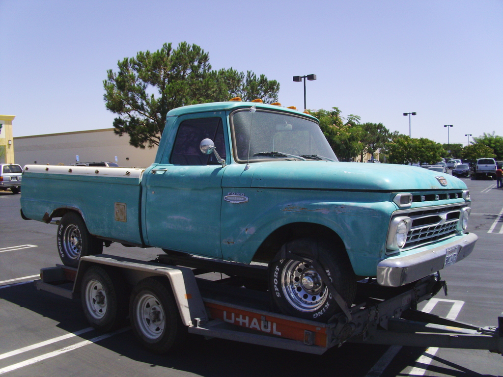 Another Muscle_Vs_Import 1966 Ford F150 Regular Cab post... - 13638050