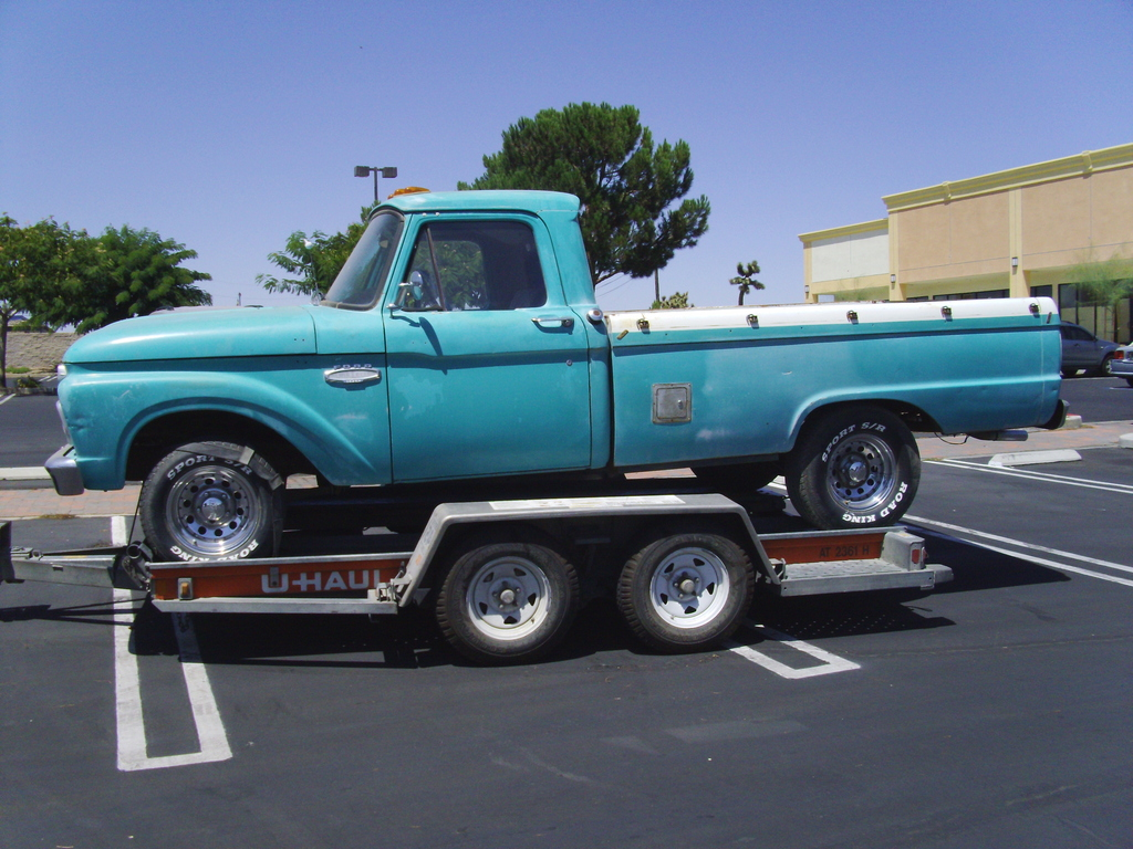 Another Muscle_Vs_Import 1966 Ford F150 Regular Cab post... - 13638051