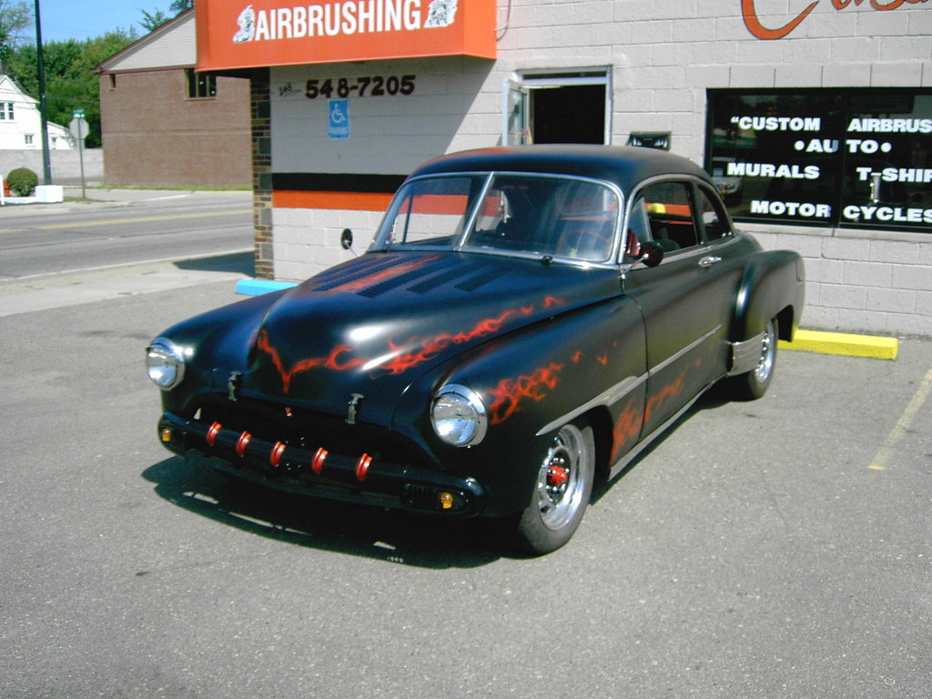 Another crazyroger1 1951 Chevrolet 210 post... - 13638219