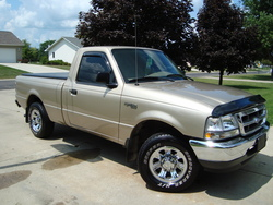 goldenrangers 1999 Ford Ranger Regular Cab