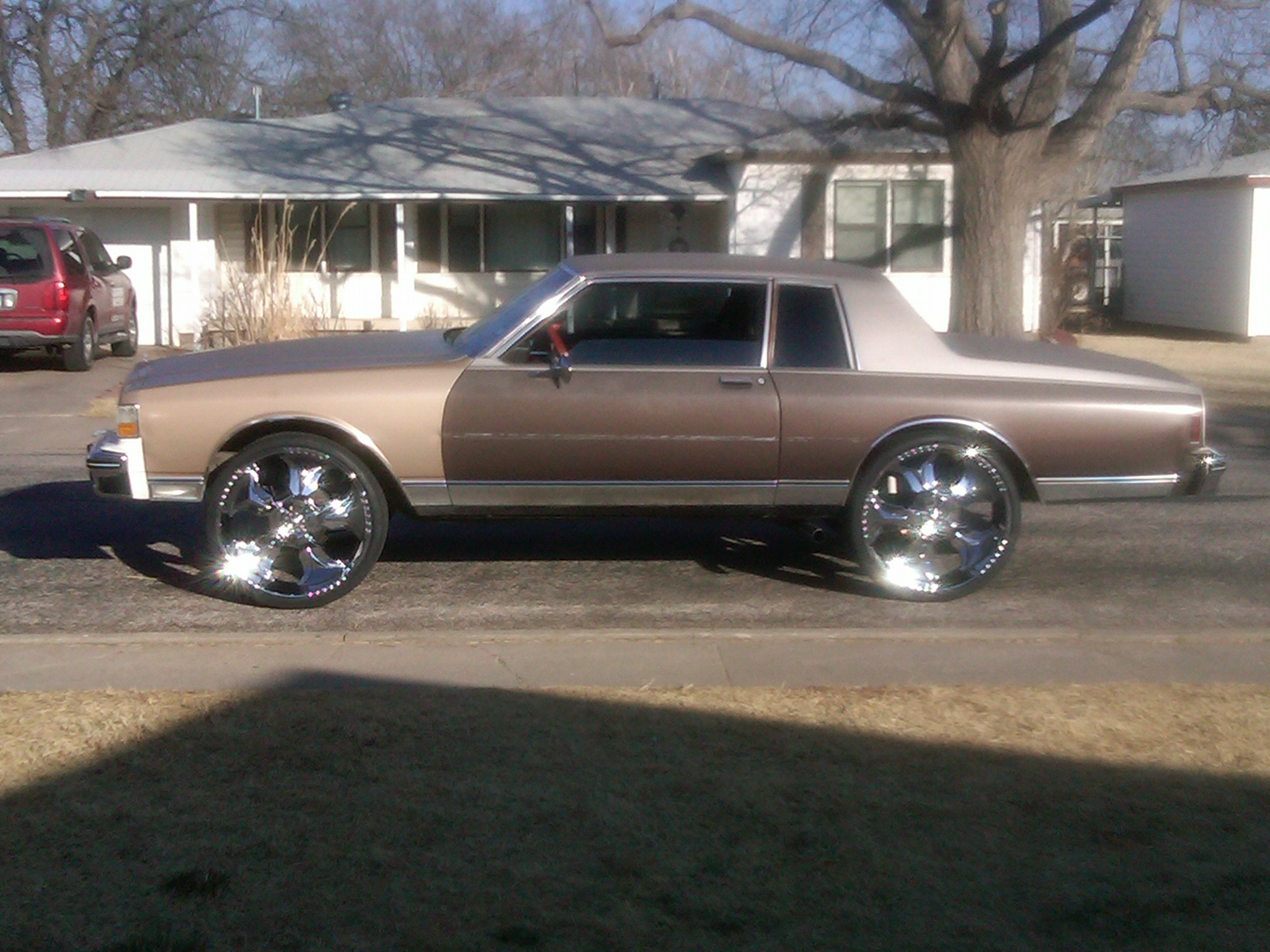 Another TexasRider84 1984 Chevrolet Caprice post... - 13638983