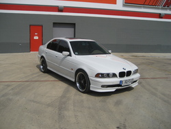 carsalbujas 1997 BMW 5 Series