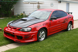 Nghtwolfs 2002 Pontiac Grand Am