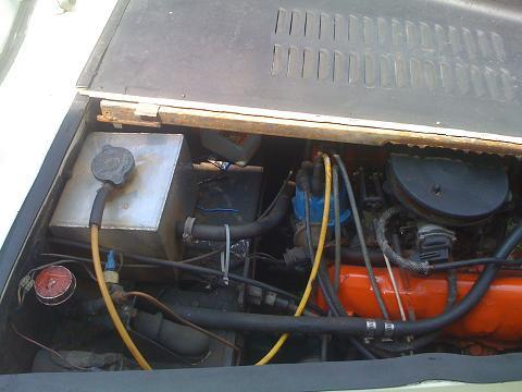 Another phreaquency 1970 Ford Taunus post... - 13641139