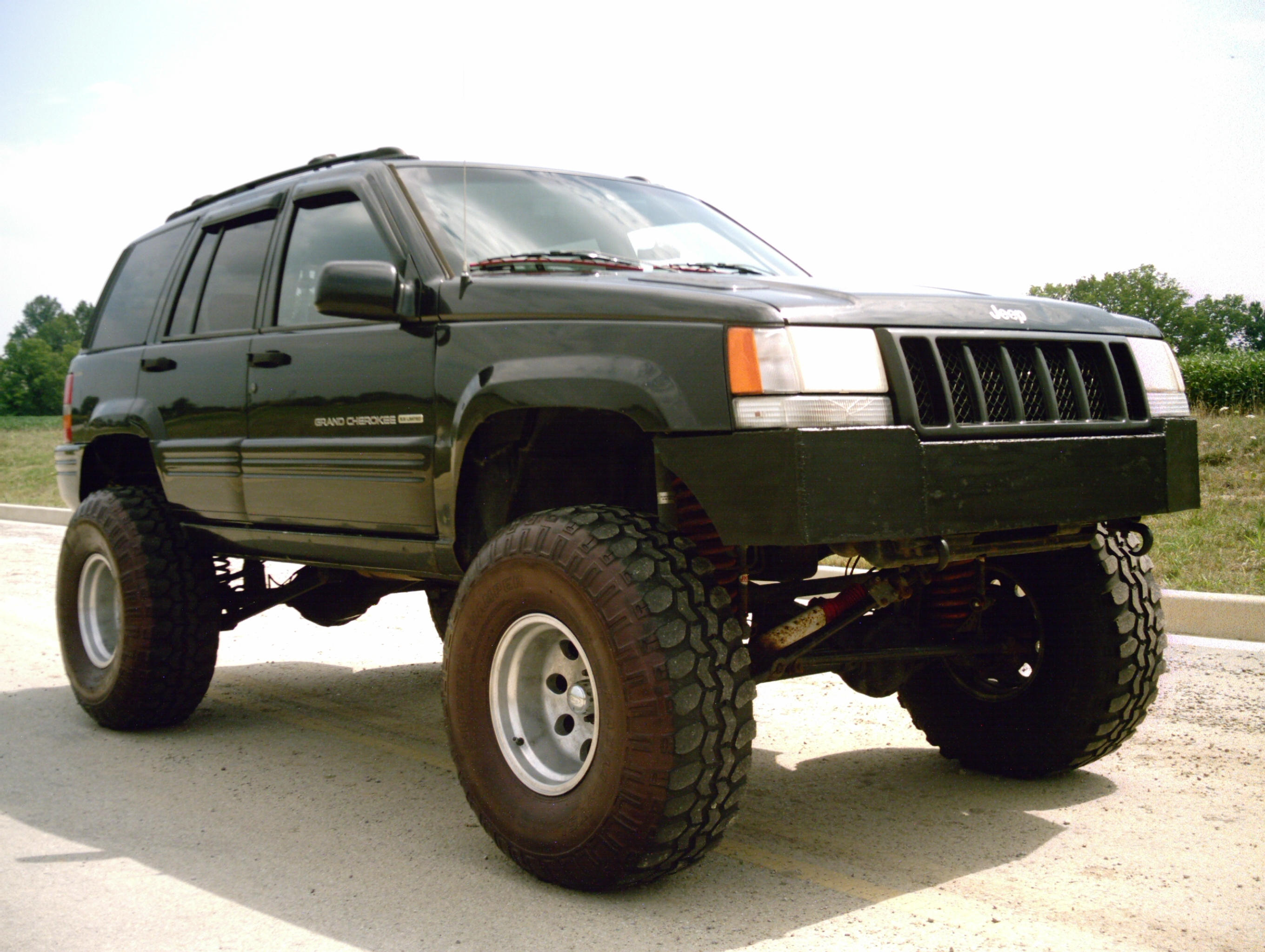 mister2turboteck 39 s 1998 jeep grand cherokee 5 9 limited sport utility 4d in north suburban indy in. Black Bedroom Furniture Sets. Home Design Ideas