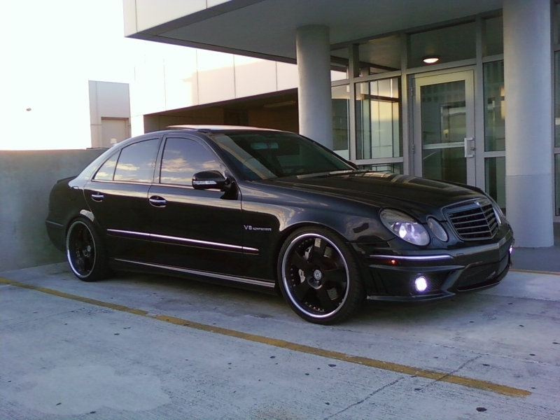 luxtoyz 2006 mercedes benz e class specs photos modification info at cardomain. Black Bedroom Furniture Sets. Home Design Ideas