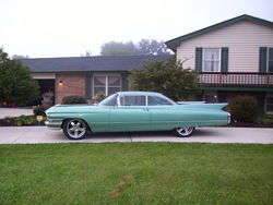 TKILROY 1960 Cadillac DeVille