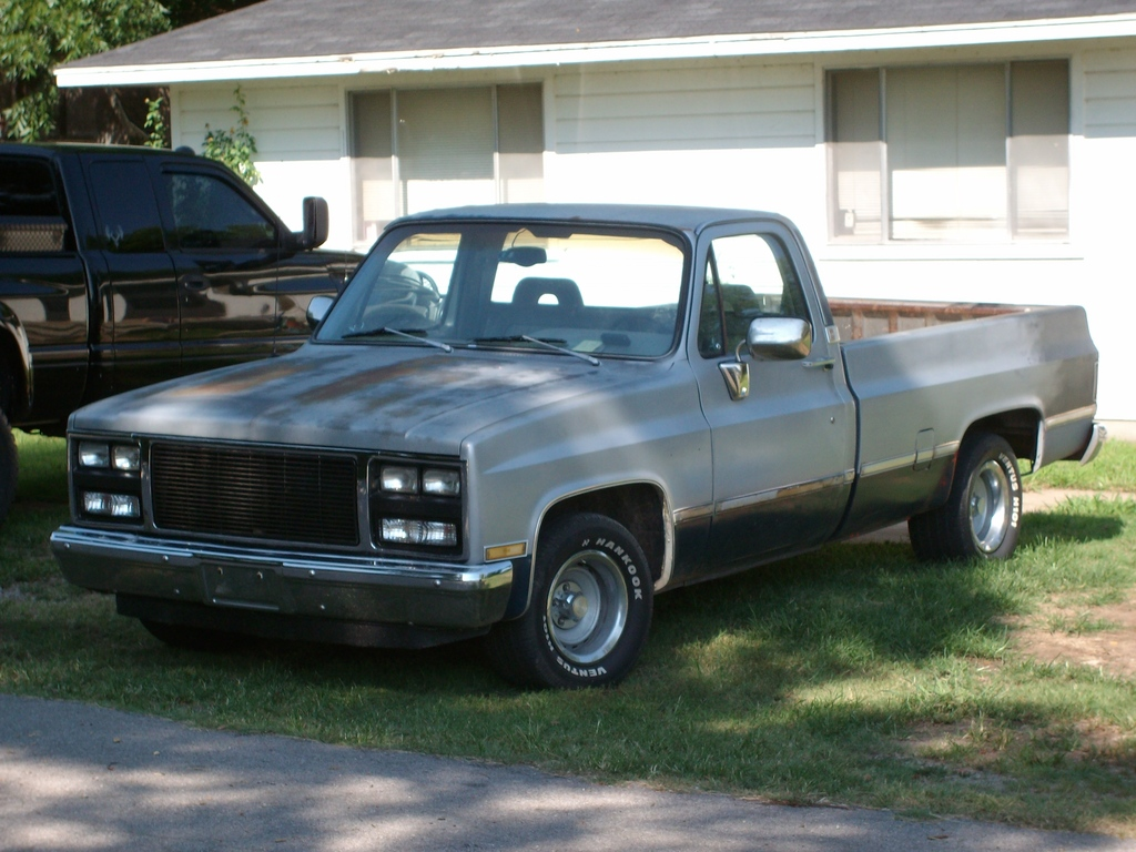 Ford Shelby Truck >> cumminsboy94 1983 GMC Sierra (Classic) 1500 Regular Cab Specs, Photos, Modification Info at ...