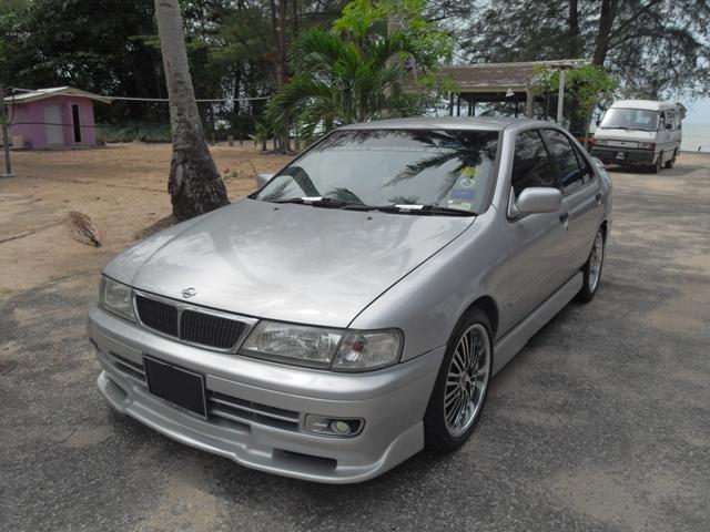 irul_2 1998 Nissan Sentra Specs, Photos, Modification Info ...