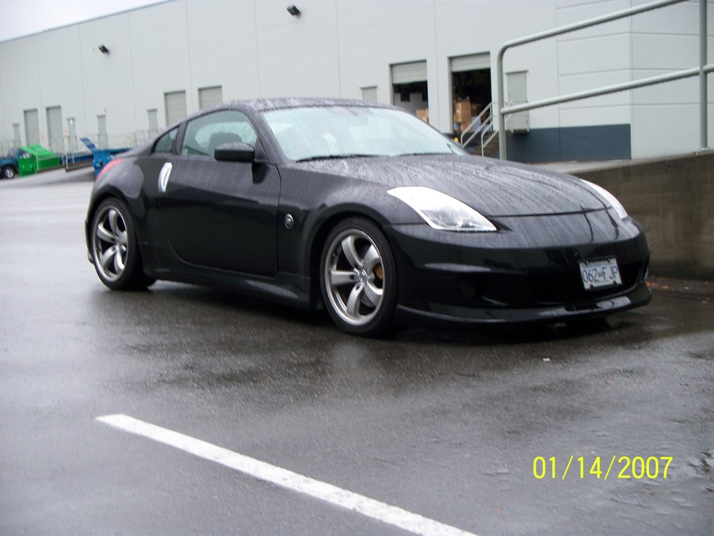 irishtuner 2006 nissan 350z specs photos modification. Black Bedroom Furniture Sets. Home Design Ideas