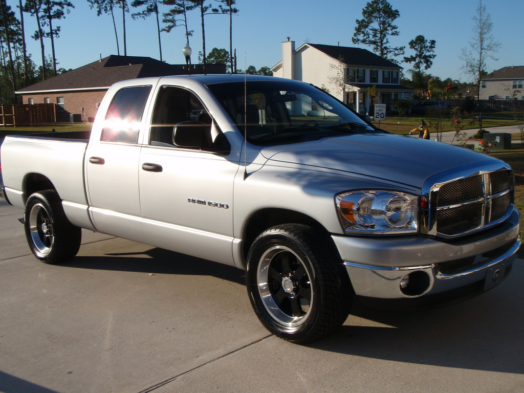 paburgess 2007 dodge ram 1500 regular cab specs photos modification info at cardomain. Black Bedroom Furniture Sets. Home Design Ideas