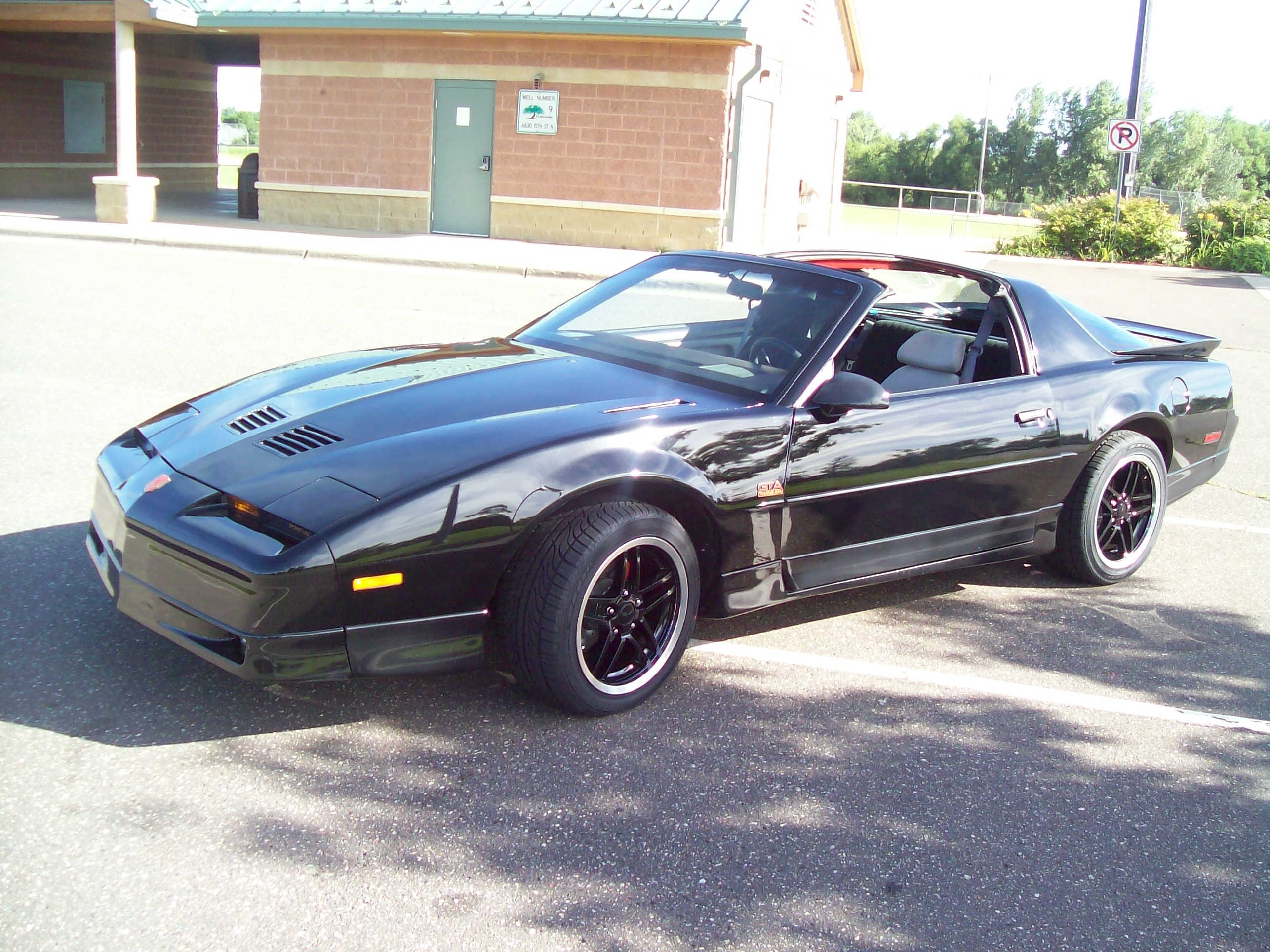 transmetal 39 s 1989 pontiac trans am in twin cities mn. Black Bedroom Furniture Sets. Home Design Ideas