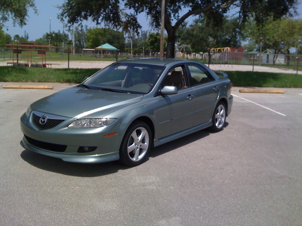 jrzoom6 2003 mazda mazda6 specs photos modification info at cardomain. Black Bedroom Furniture Sets. Home Design Ideas