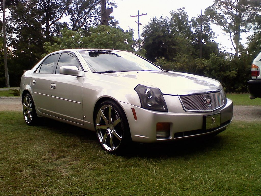Bmteclipsegt 2006 Cadillac Cts Specs Photos Modification