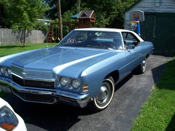 adown10s 1972 chevrolet impala in kingston ny