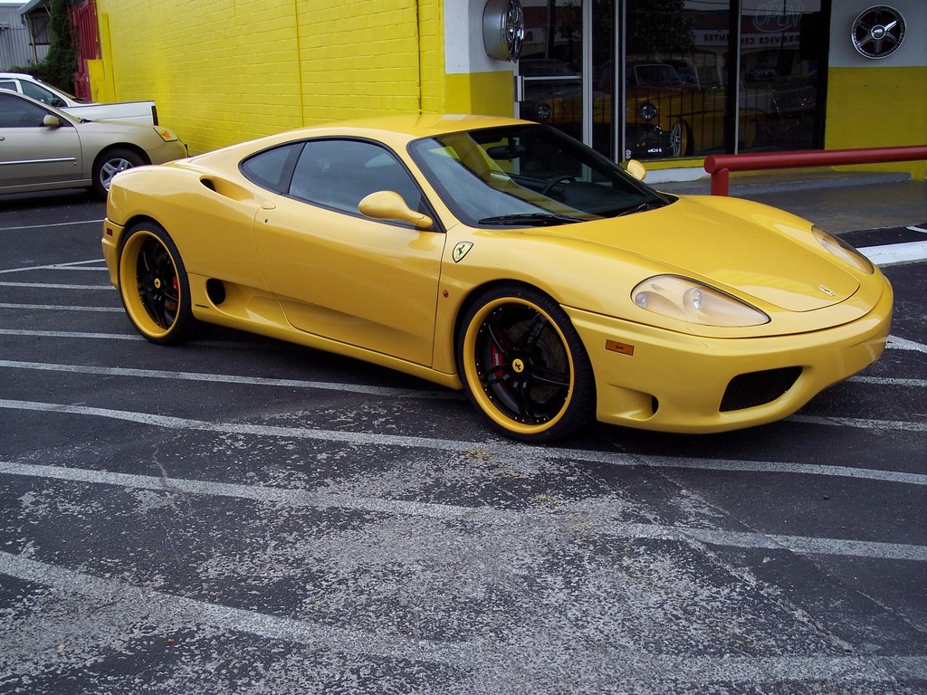 calivago20 2001 ferrari 360 modena specs photos modification info at cardomain. Black Bedroom Furniture Sets. Home Design Ideas