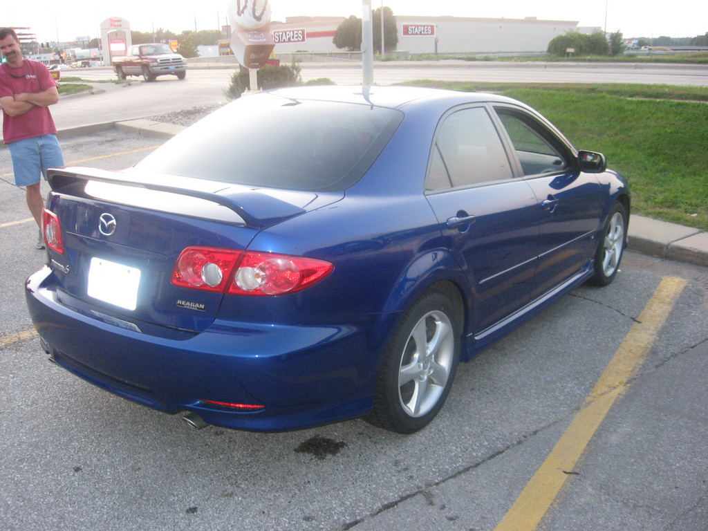 japtrapmyass 2003 mazda mazda6 specs photos modification info at cardomain. Black Bedroom Furniture Sets. Home Design Ideas
