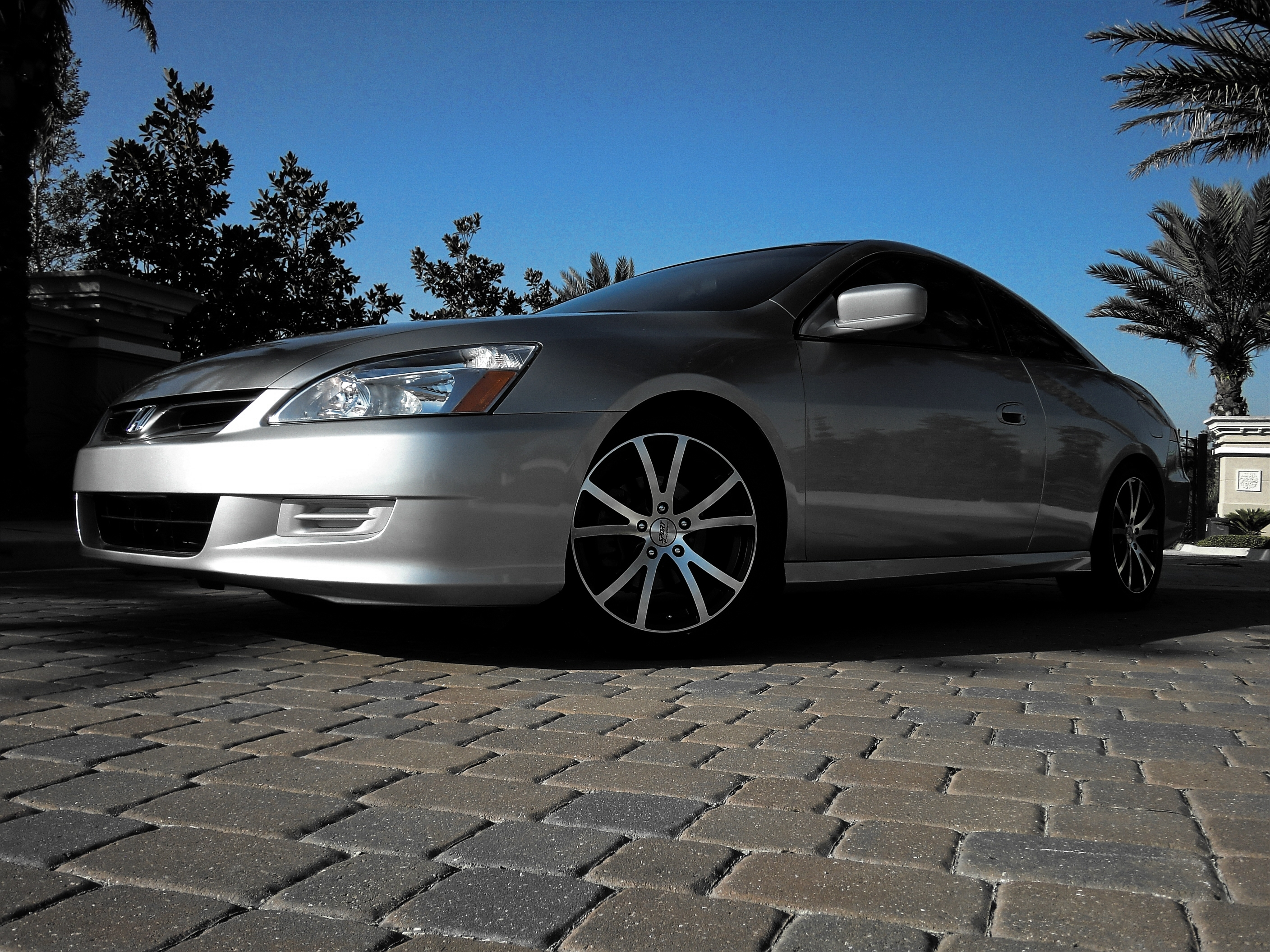 Greenbeanag 2006 Honda Accord Specs Photos Modification