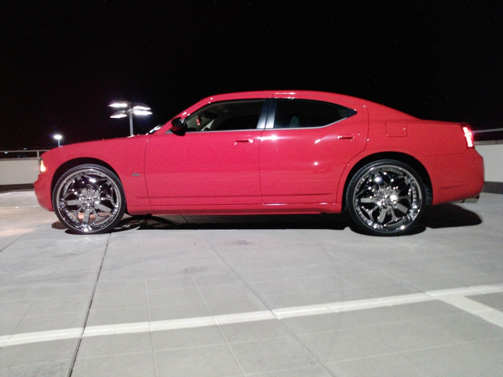 kizzle_84 2009 Dodge Charger 13648606