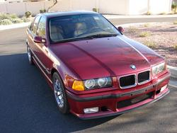 redchris13s 1996 BMW 3 Series