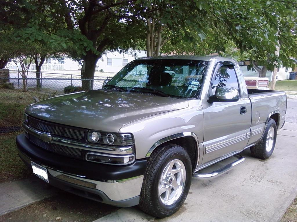 nandochevy 2000 chevrolet silverado 1500 regular cab specs photos modification info at cardomain. Black Bedroom Furniture Sets. Home Design Ideas