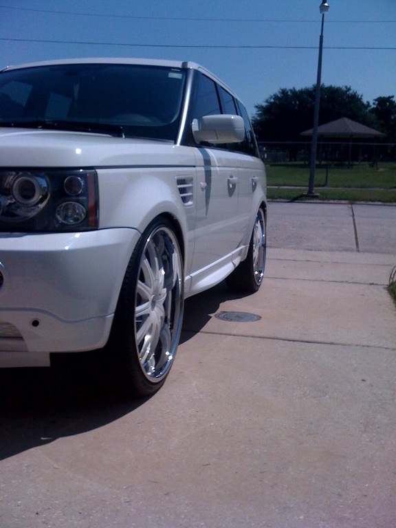 Another SnowWhiteRange 2009 Land Rover Range Rover Sport post... - 13650556