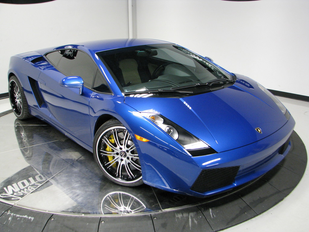 Calivago20 2004 Lamborghini Gallardo Specs Photos Modification