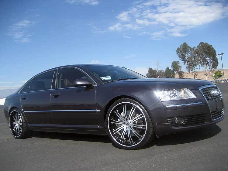calivago20 2008 audi a8 specs photos modification info at cardomain. Black Bedroom Furniture Sets. Home Design Ideas