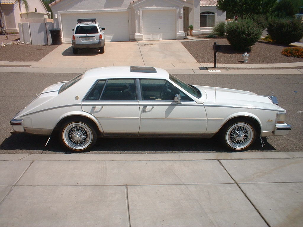 Thegreekone 1985 Cadillac Seville Specs Photos Modification Info