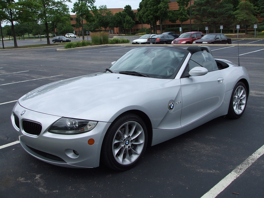 Ek Z4 2005 Bmw Z4 Specs Photos Modification Info At