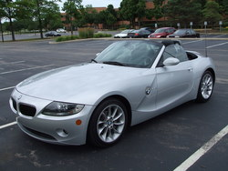 cool_chick528 2008 BMW Z4
