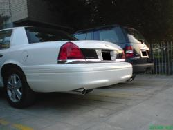 3ooody 2008 Ford Crown Victoria