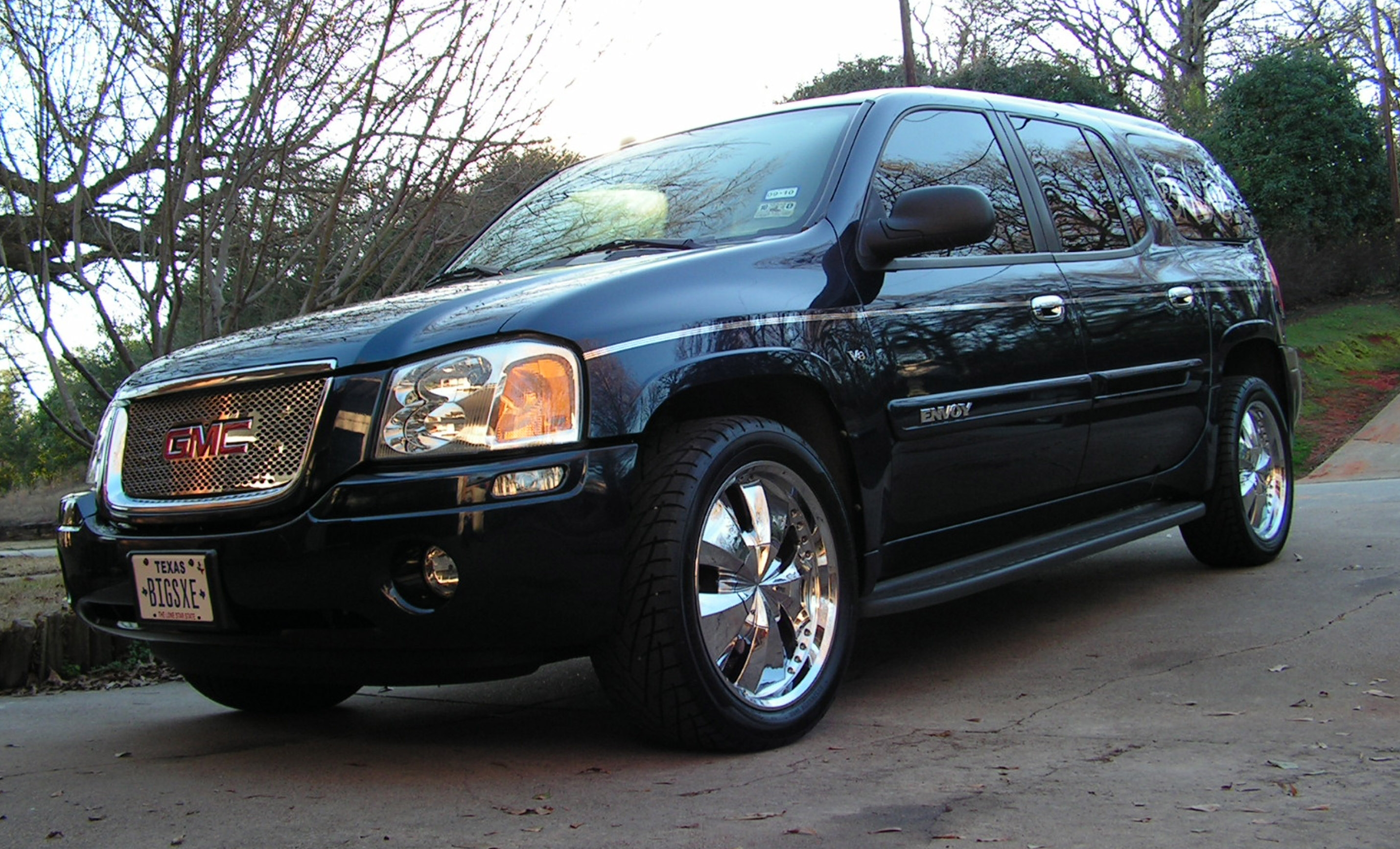 envoyious 2004 gmc envoy xl specs photos modification. Black Bedroom Furniture Sets. Home Design Ideas