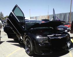 BLACK_ICE_SRT8s 2006 Chrysler 300
