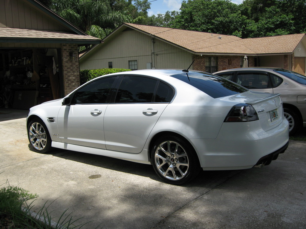 Chuckwi11 2009 Pontiac G8 Specs Photos Modification Info
