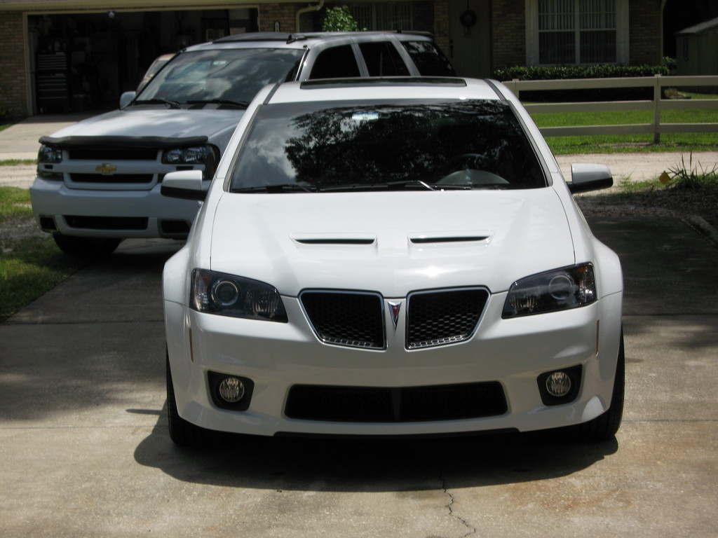 Chuckwi11 2009 Pontiac G8 Specs Photos Modification Info At Cardomain