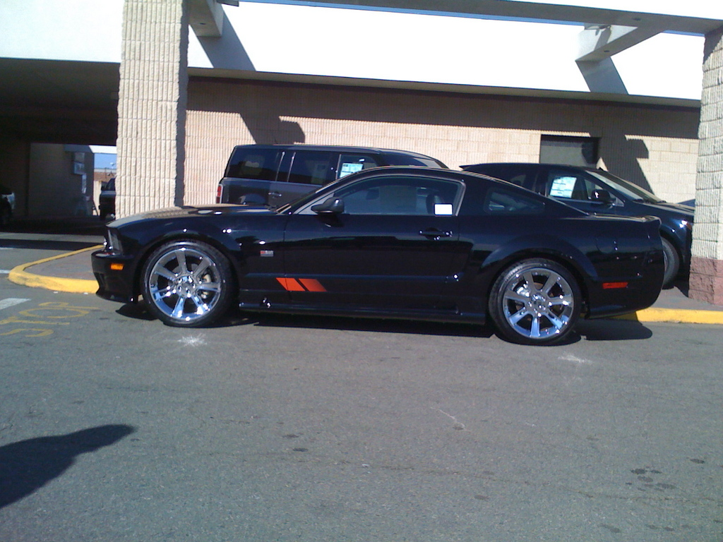 sblizz49 2008 saleen mustang specs photos modification. Black Bedroom Furniture Sets. Home Design Ideas