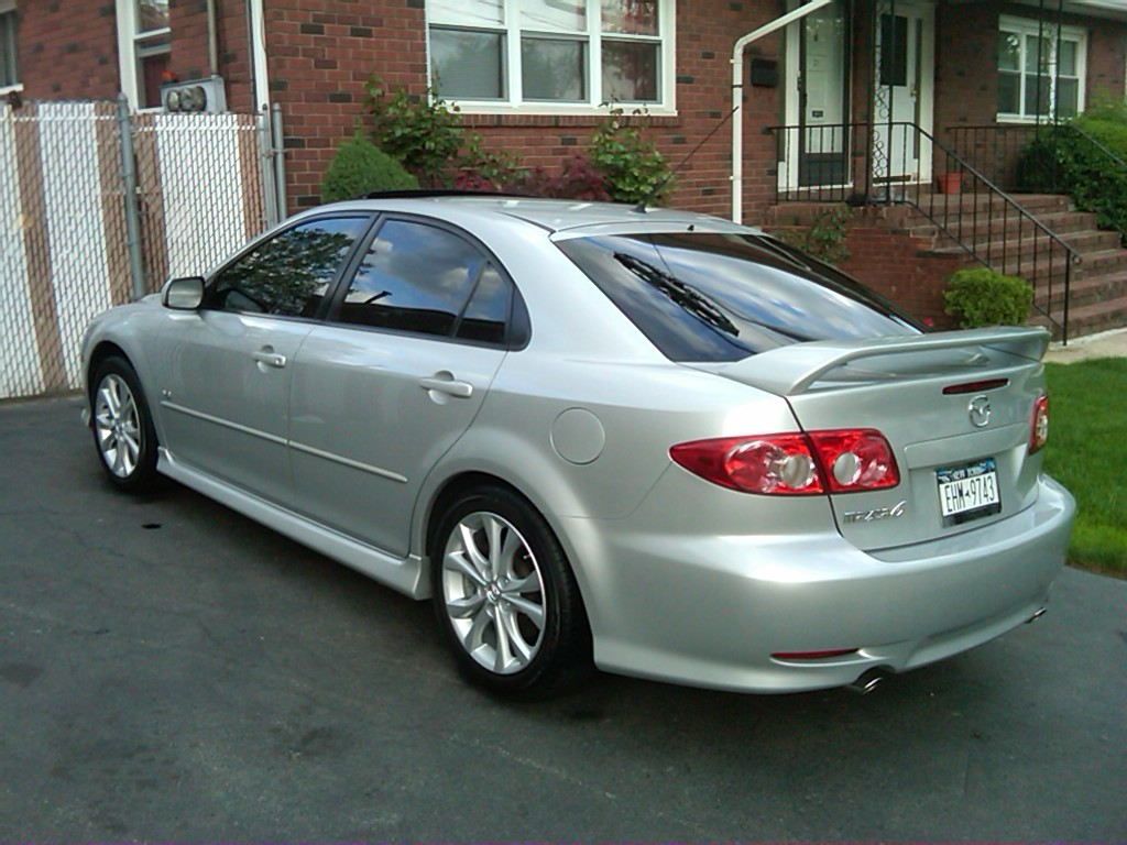Richdaillest1 2005 Mazda Mazda6 Specs  Photos  Modification Info At Cardomain